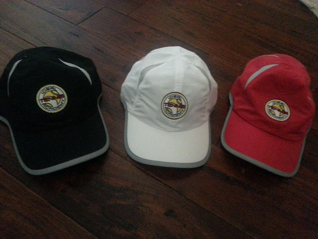 Gorras de la Academia