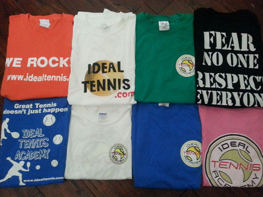 Academy Cotton/Polyester T-shirts