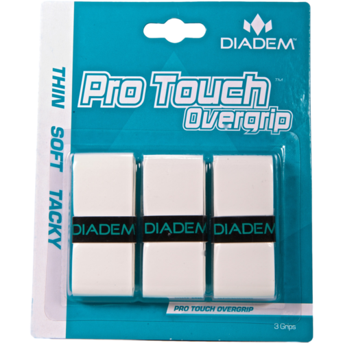 DIADEM PRO TOUCH OVERGRIP 3 PACK